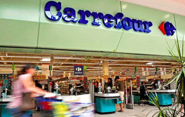 CITYLAND MALL SIGNS UP CARREFOUR