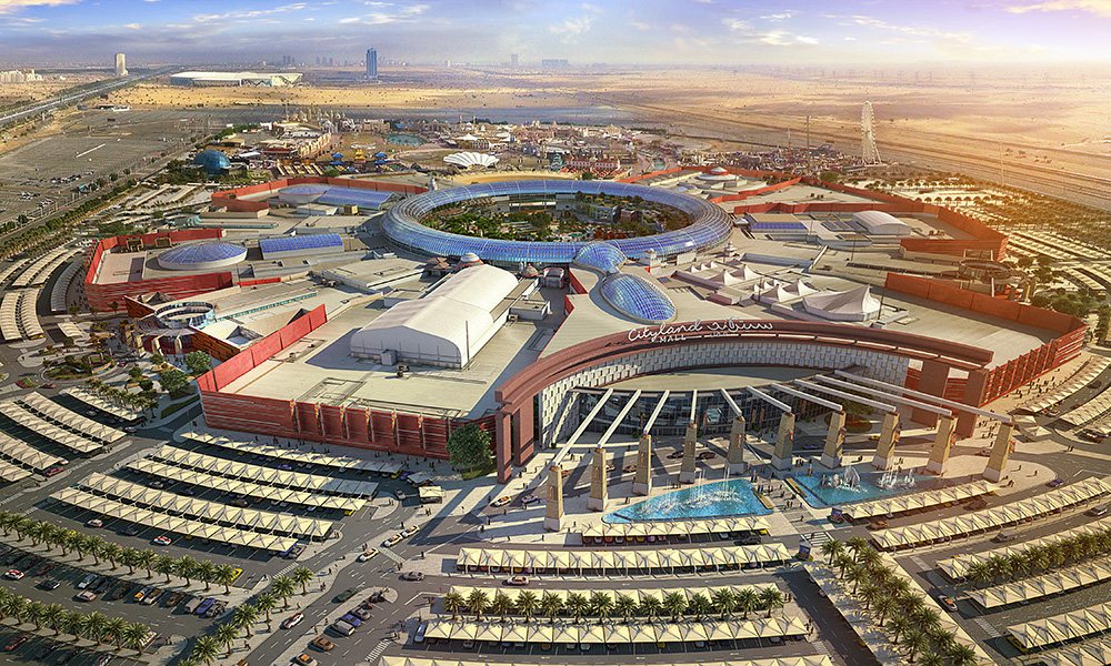 CITYLAND MALL APPOINTS MCARTHUR COMPANY