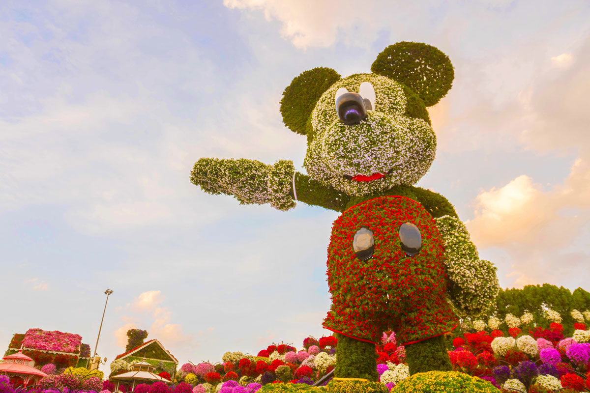 90th anniversary of Mickey Mouse