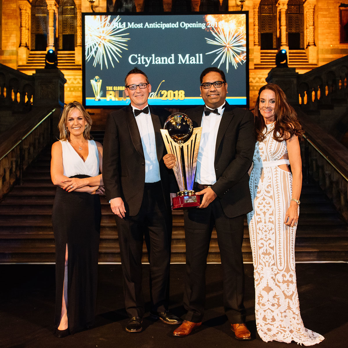Cityland Mall Makes Its Mark at the Global RLI Award 2018